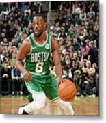 Kemba Walker Metal Print