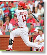 Matt Carpenter Metal Print