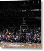Brook Lopez Metal Print