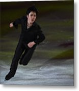 Japan Figure Skating Championships 2016 - Exhibition Metal Print