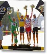 Tour De France Stage 20 Metal Print