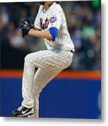 Jacob Degrom Metal Print