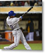 Adrian Beltre And Elvis Andrus Metal Print
