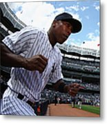 Alfonso Soriano Metal Print