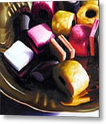 Allsorts of Colour Metal Print