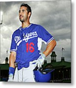 Andre Ethier Metal Print