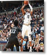 Andrew Wiggins and Vince Carter Metal Print