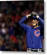 Anthony Rizzo Metal Print