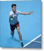 Barclays ATP World Tour Finals 2016 Metal Print