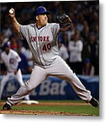 Bartolo Colon Metal Print