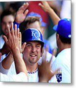 Billy Butler Metal Print