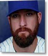 Bobby Parnell Metal Print