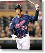 Chris Colabello Metal Print