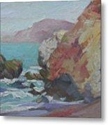 Cottonwood Cove Catalina Metal Print