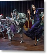 Dance With The Relatives  Metal Print