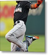 Dee Gordon Metal Print