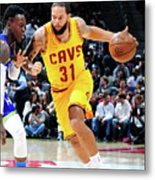 Deron Williams Metal Print