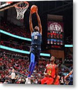 Dorian Finney-smith Metal Print