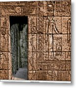 Egyptian Apparition Metal Print