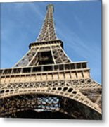 Eiffel Tower, Paris Metal Print