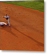 Everth Cabrera and Dj Lemahieu Metal Print