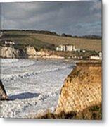 Freshwater Bay panorama Metal Print