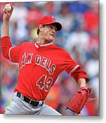 Garrett Richards Metal Print