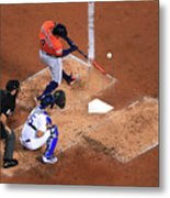 George Springer Metal Print
