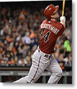 Gerardo Parra and Paul Goldschmidt Metal Print