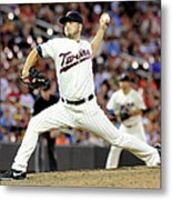 Glen Perkins Metal Print