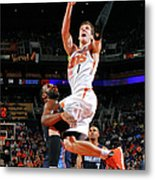 Goran Dragic Metal Print