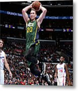 Gordon Hayward Metal Print
