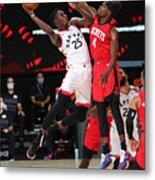 Houston Rockets v Toronto Raptors Metal Print