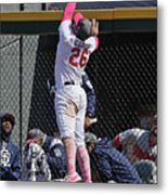 Hunter Renfroe Metal Print