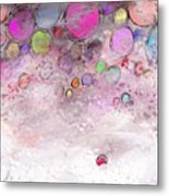 In a world alone Metal Print