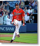 Jace Peterson Metal Print