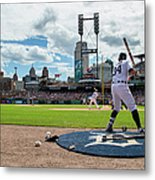 James Mccann Metal Print