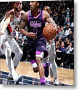 Jeff Teague Metal Print