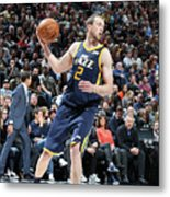 Joe Ingles Metal Print