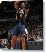 Joe Johnson Metal Print