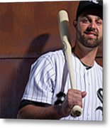 Jordan Danks Metal Print