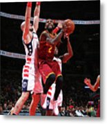 Kyrie Irving Metal Print