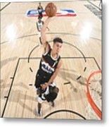 LA Clippers v Denver Nuggets - Game Three Metal Print