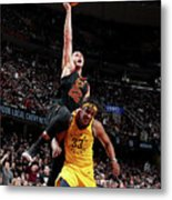 Larry Nance Metal Print