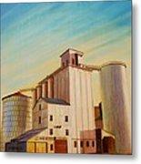 Latah County Grain Growers Metal Print