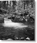 Ludon Valley Pool Metal Print