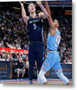 Luke Kennard Metal Print