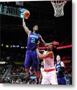 Marvin Williams and Dwight Howard Metal Print
