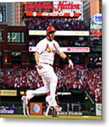 Matt Adams Metal Print
