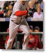 Matt Holliday Metal Print